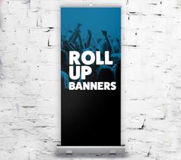 Roll Up banner Printing Dubai
